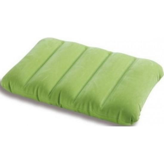 Надуваема детска възглавница за къмпинг 43x28x9см 68676NP Intex
