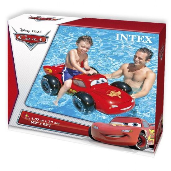 Детска надуваема кола Колите 107x71см 58576NP Intex