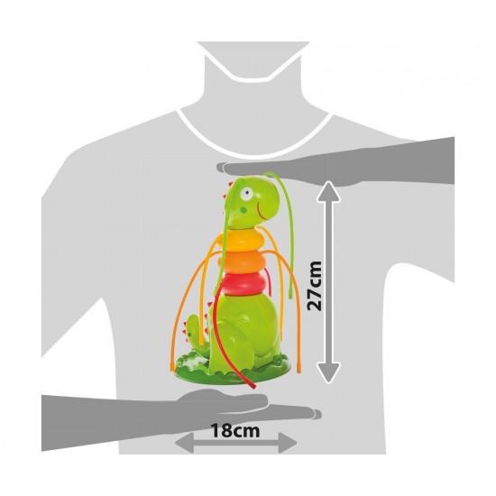 Надуваема пръскалка Гъсеница 18х17х27 см 56599NP Intex