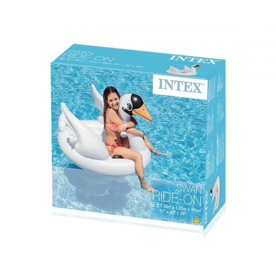 Надуваем лебед 130х102х99см 57557NP Intex