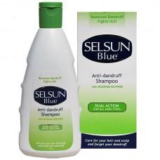 Selsun Blue™ с двойно действие – шампоан против пърхот за всички типове коса 200мл
