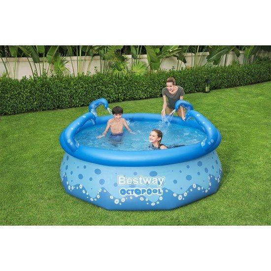 Детски надуваем басейн OctoPool Bestway 57397