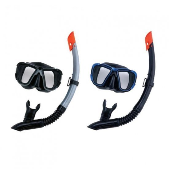 Комплект маска и шнорхел BLACKSEA Bestway 24021
