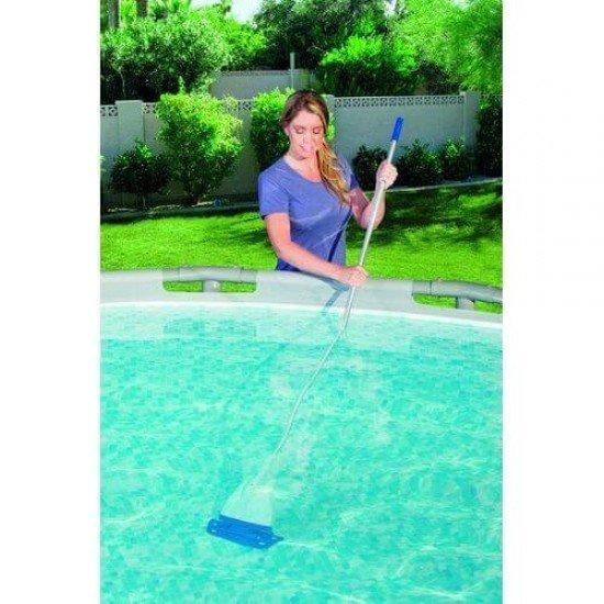 Почистващ комплект Flowclear ™ Aqua Powercell Vac 58427 Bestway