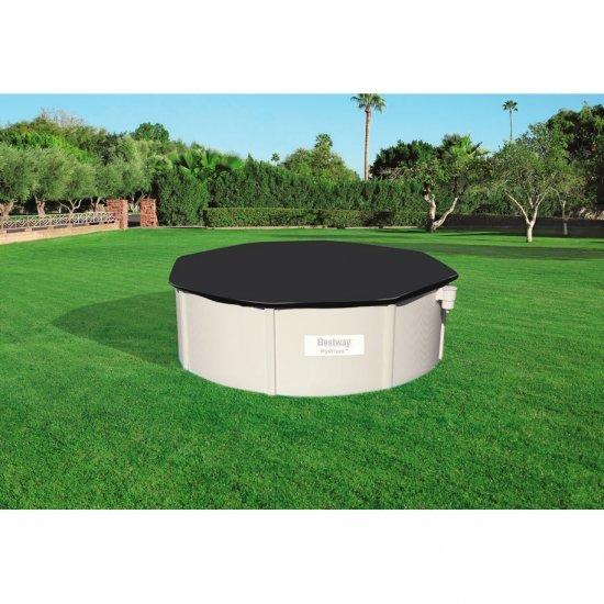 Покривало за кръгъл басейн Hydrium™ Splasher и Hydrium™ с метални стени 360см 58292 Bestway