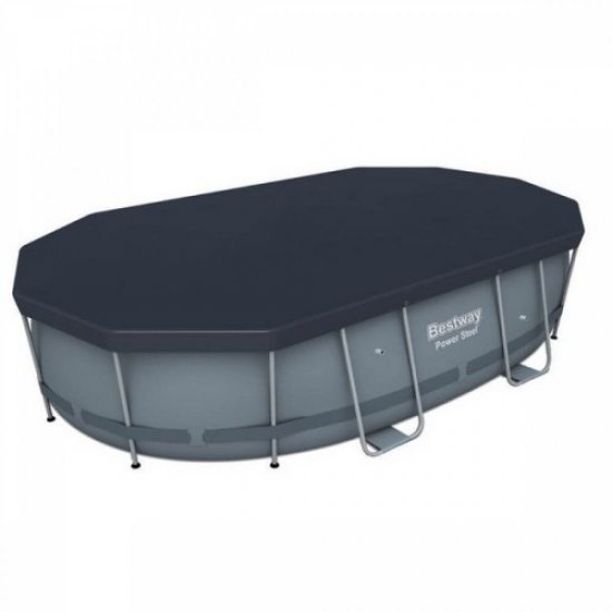 Покривало за овален басейн 610x366см 58549 Bestway