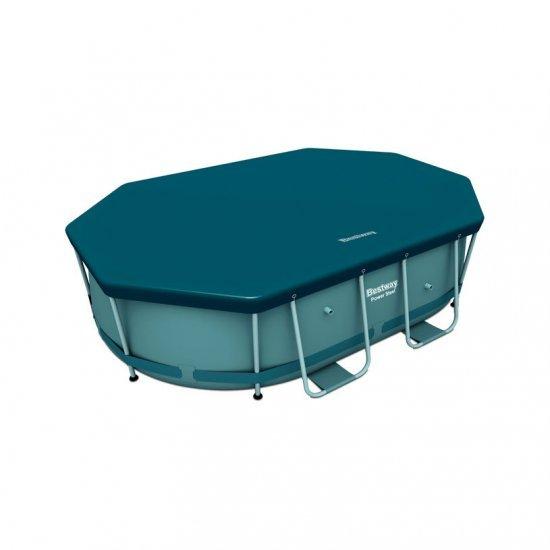 Покривало за овален басейн Power Steel™ 300x200см 58424 Bestway