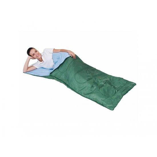 Спален чувал Comfort Quest зелен 180x75см 67060 Bestway