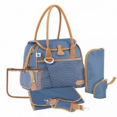 Чанта Style Bag Blue Navy