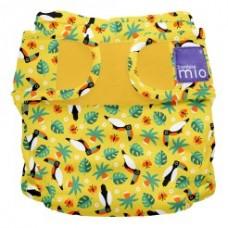 Bambino Mio Miosoft Непромокаеми гащички размер 1 – над 9 kg - ТРОПИЧЕСКИ ТУКАН