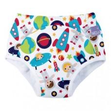 Bambino Mio Преходни гащички за деца   2-3  години (13-16кг) - КОСМОС