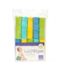 Бебешки кърпички за многократна употреба - 10 броя