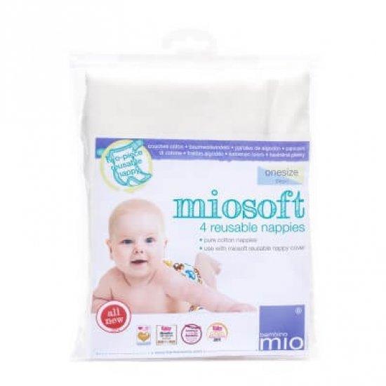 Bambino Mio Miosoft памучни пелени