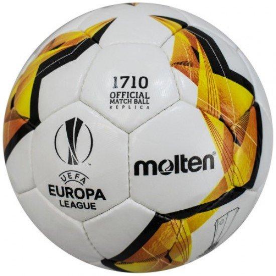 Топка футбол №5 MOLTEN Europa League, Ръчно шита