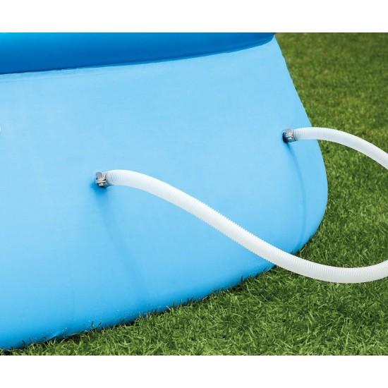Надуваем басейн INTEX Easy Set, 457х107см с филтърна помпа