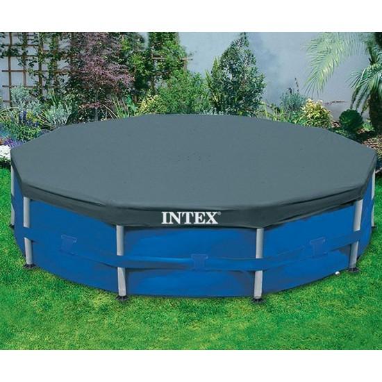 Покривало за басейн INTEX Prism Frame, 305 см.