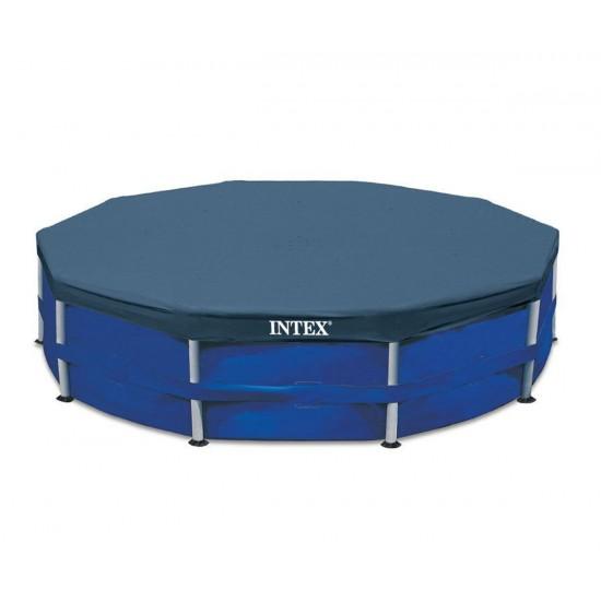 Покривало за басейн INTEX Prism Frame, 457 см.