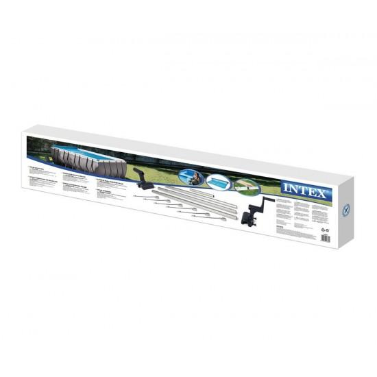 Рамка за соларно покривало за басейн INTEX Rectangular Frame