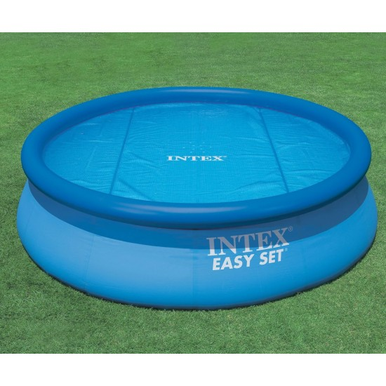 Соларно покривало за басейни INTEX Easy Set; Frame Pools, 457 см.