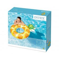 Детски надуваем пояс Ананас INTEX