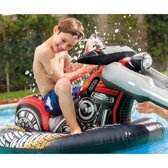 Надуваема играчка Мотор INTEX Cruiser Motorbike Ride-On