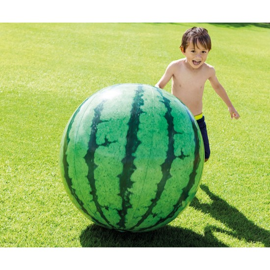 Надуваема топка Диня INTEX