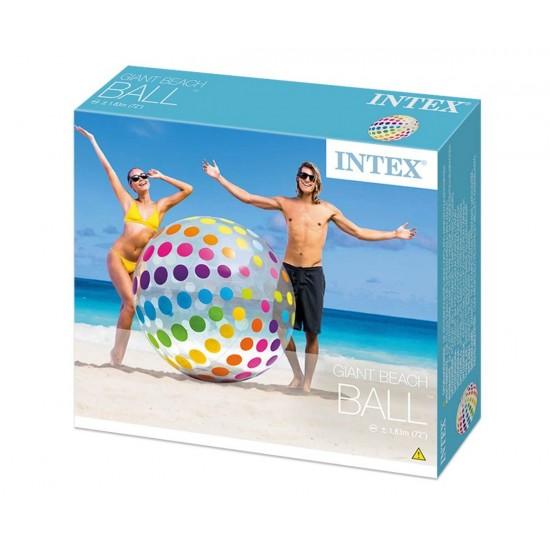 Надуваема гигантска топка INTEX