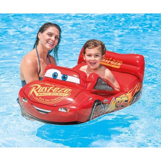 Детска надуваема лодка Колите INTEX