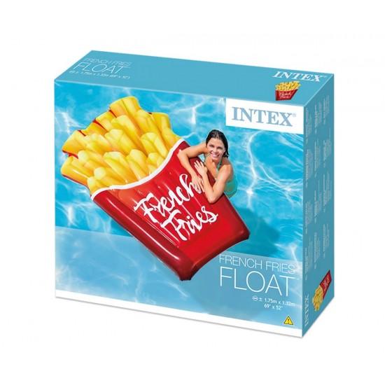 Надуваем дюшек Пържени картофи INTEX