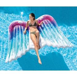 Надуваем дюшек Ангелски крила INTEX