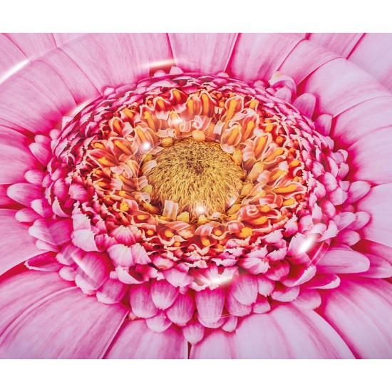 Надуваем дюшек Розова маргаритка INTEX