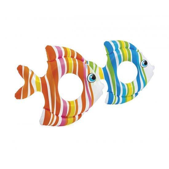 Детски надуваем пояс Рибка INTEX, 2 цвята