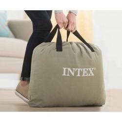 Надуваем матрак с вградена помпа 99х191х25см INTEX Pillow Rest Classic