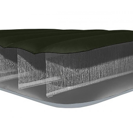 Надуваем матрак 137х191х25см с вградена крачна помпа INTEX Downy