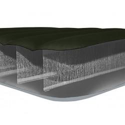 Надуваем матрак 152х203х25см с вградена крачна помпа INTEX Downy
