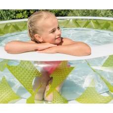 Надуваем детски басейн Pinwheel 57182NP Intex