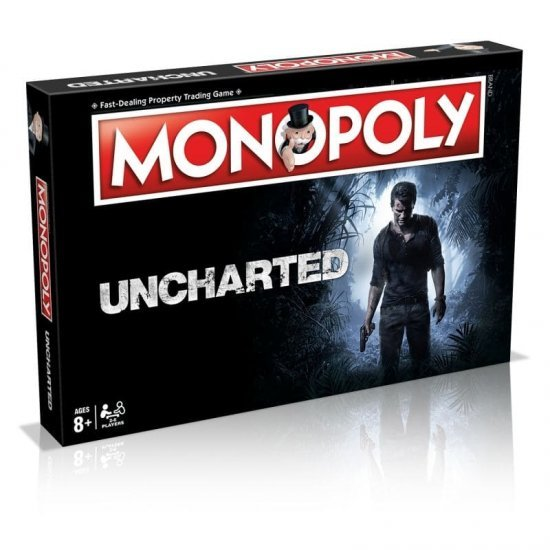 Монополи - Uncharted