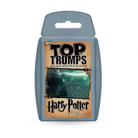 Топ Тръмпс - Хари Потър и Даровете на смъртта 2