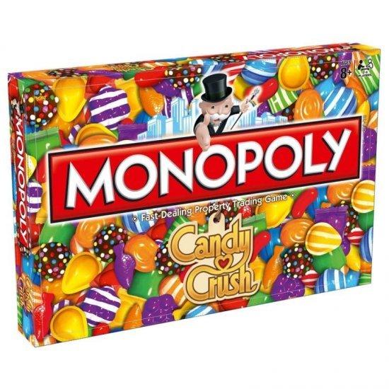 Монополи - Candy Crush