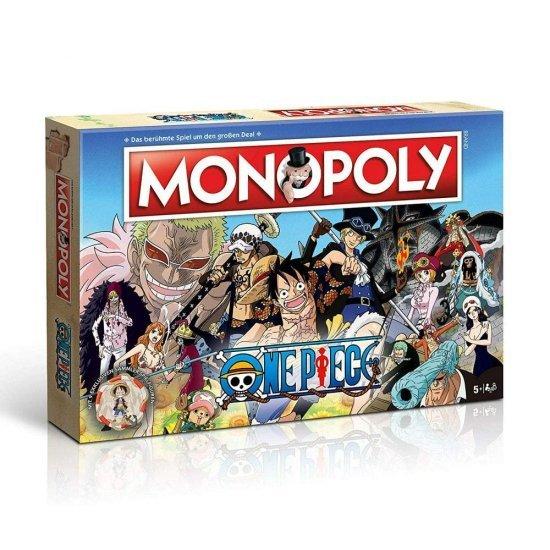 Монополи - One Piece