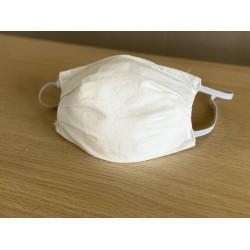 Предпазна маска за лице от плат ранфорс 100 % памук
