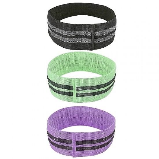Резистентна кръгла ластична лента за упражнения