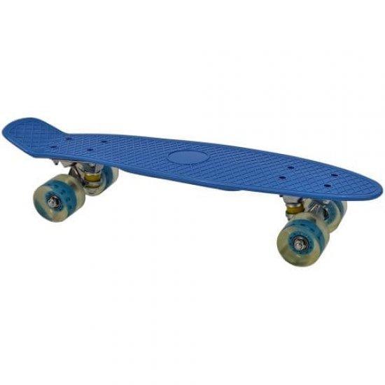Скейтборд мини, пениборд MAXIMA, 56 см Син