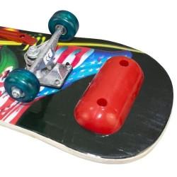 Скейтборд рибка MAXIMA 77 х 25см double kick