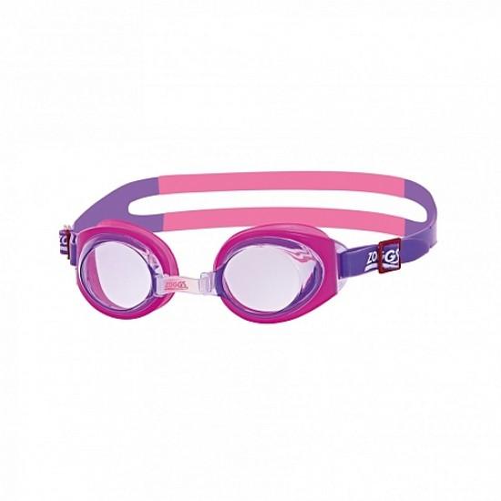 Детски очила за плуване Zoggs Little Ripper - розови