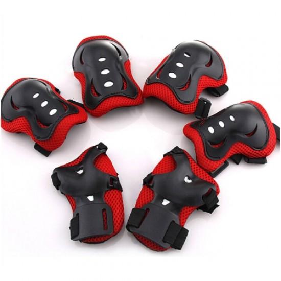 Протектори комплект наколенки, налакътници, надланници