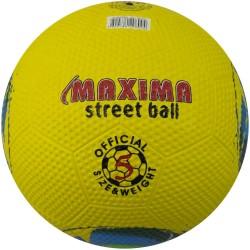 Футболна топка гумена MAXIMA №5