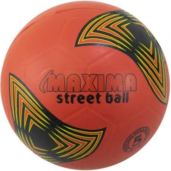 Топка за футбол MAXIMA street гумена