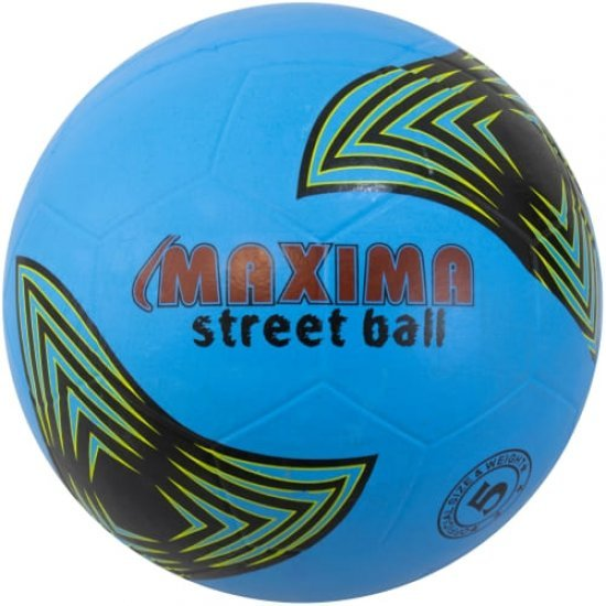 Топка за футбол MAXIMA street №5 гумена
