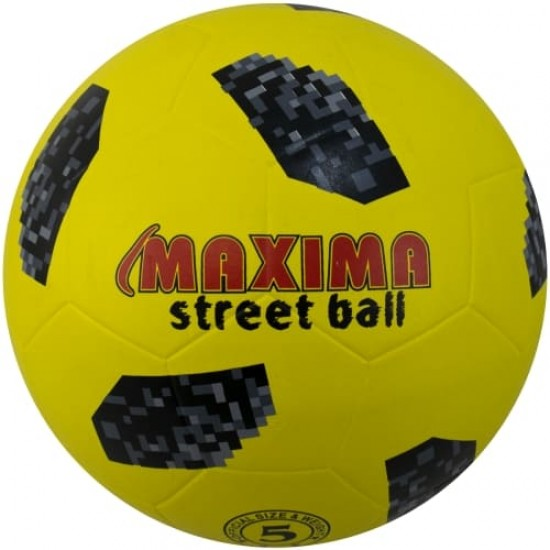 Топка за футбол MAXIMA street